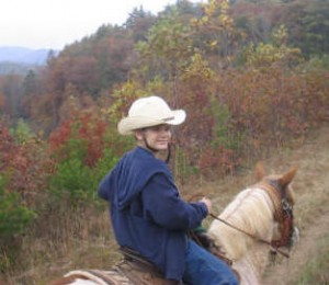 Tyler Trail Riding in Dahlonega